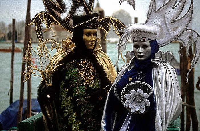 Molo San Marco (Karneval von Venedig)