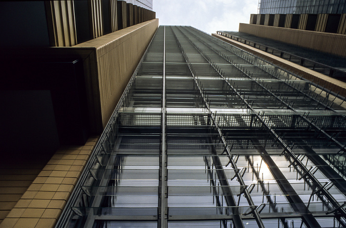 Potsdamer Platz: debis-Gebäude Berlin 2001