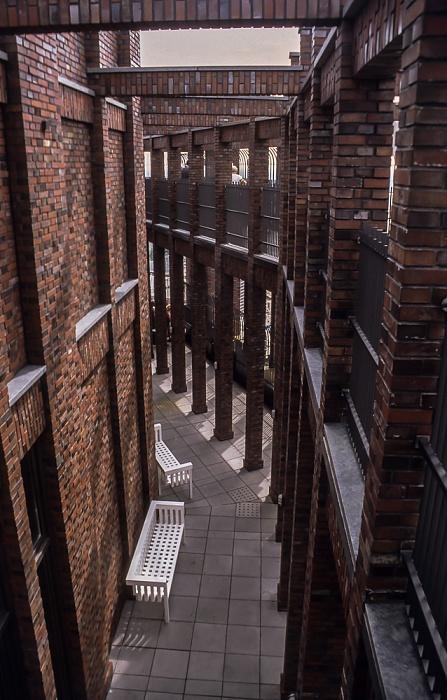 Gebäude Potsdamer Platz 1 Berlin 2001