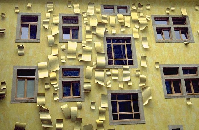 Dresden Kunsthofpassage: Hof der Elemente