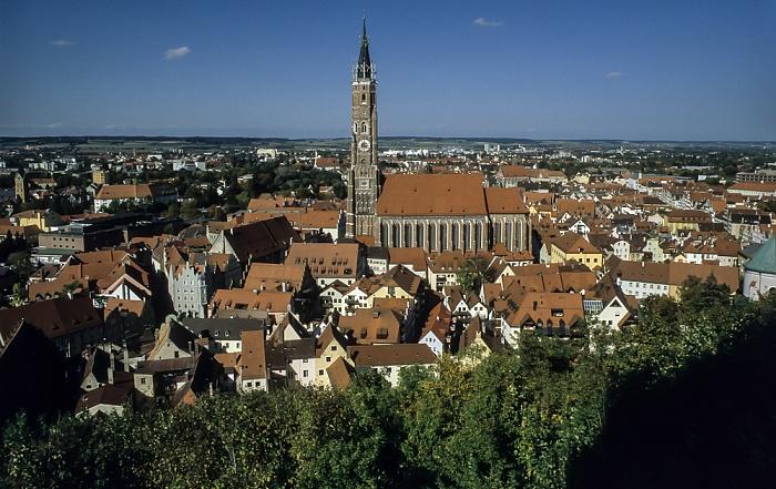 Burg Trausnitz und Altstadt Landshut
