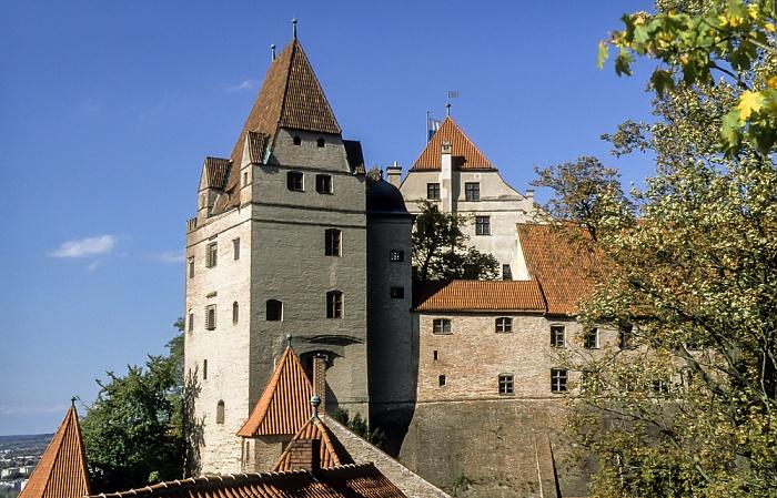 Burg Trausnitz Landshut 2001