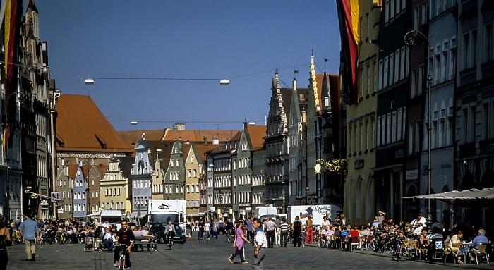 Altstadt Landshut 2001