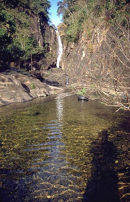 Ko Chang Khlong Phu-Wasserfall