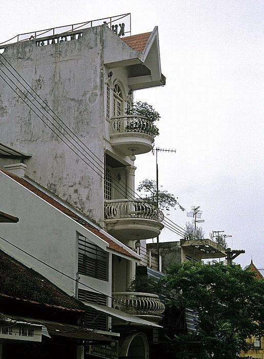 Hanoi Altstadt: Röhrenhaus