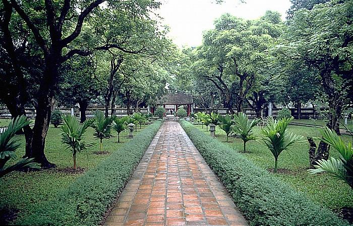 Hanoi Literaturtempel