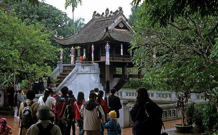 Hanoi Einsäulenpagode