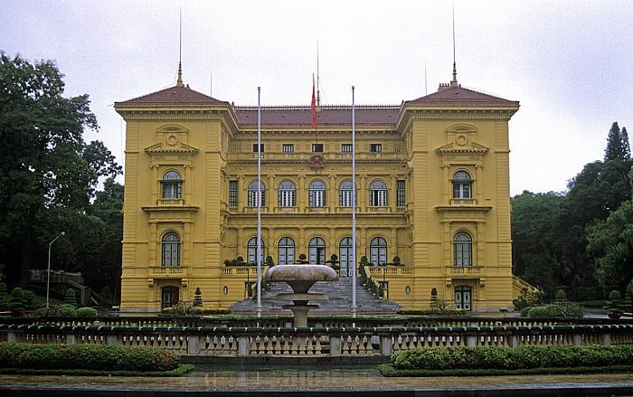 Hanoi Präsidentenpalast