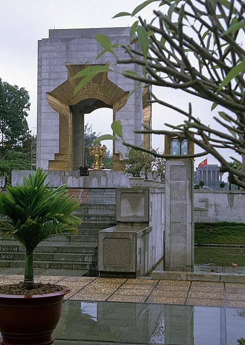 Hanoi Ho Chi Minh-Mausoleum