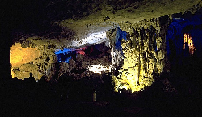 Halong Bay Sung Sot-Höhle