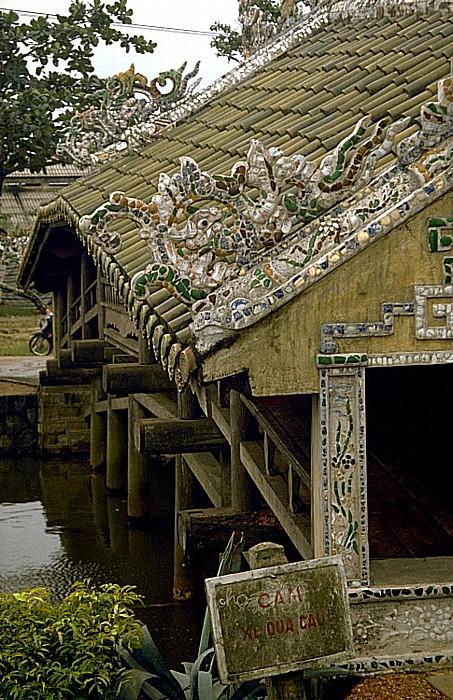 Hue Japanische Brücke