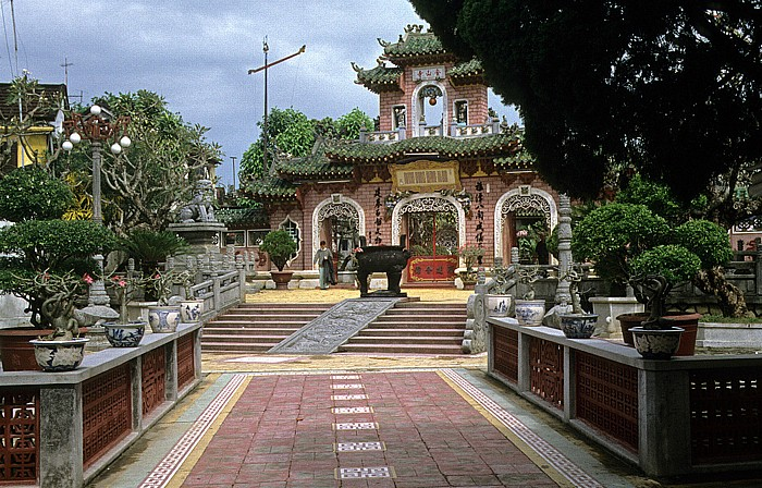 Hoi An Phuc Kien Versammlungshalle