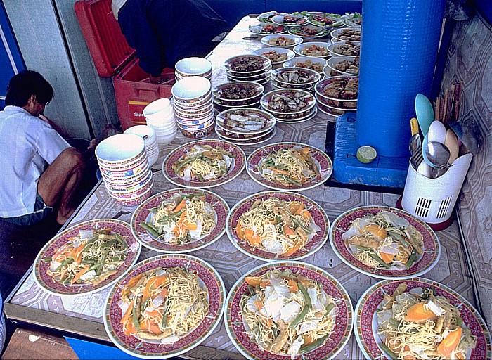 Nha Trang Mittagessen bei Bootsausflug