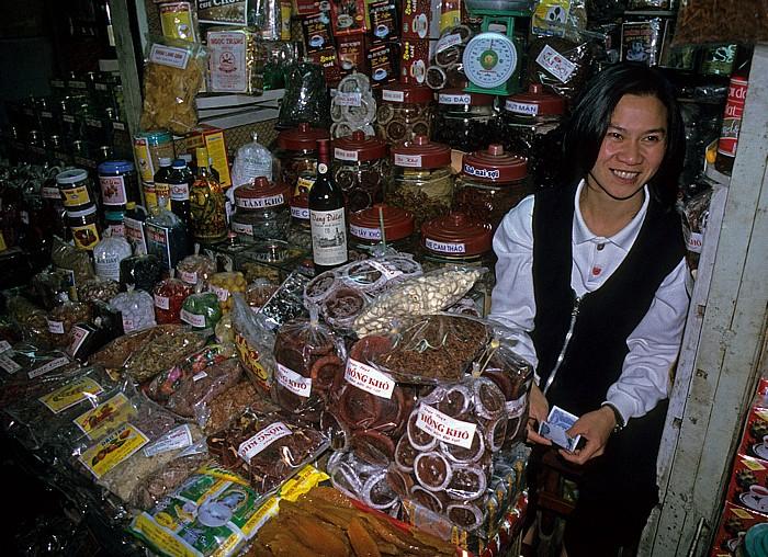 Da Lat Hauptmarkt