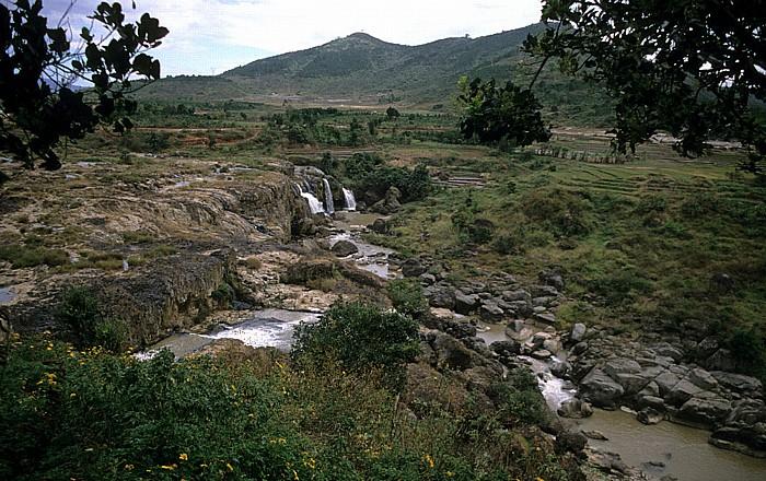 Da Lat Lien Khuong-Wasserfall