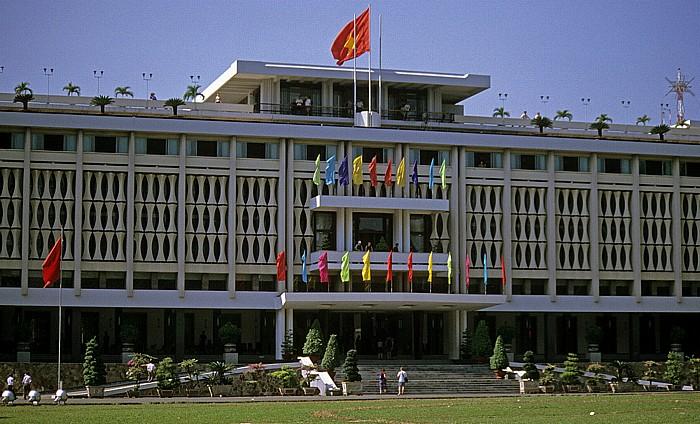 Saigon Wiedervereinigungspalast