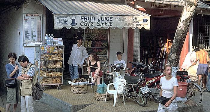 Saigon Fruchtsaftladen