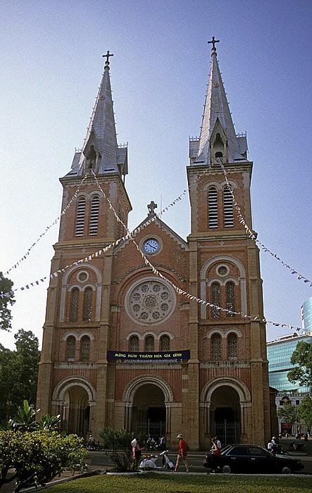 Saigon Notre Dame-Kathedrale