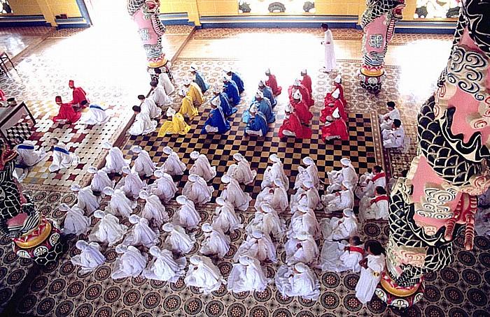 Tay Ninh Cao Dai-Tempel