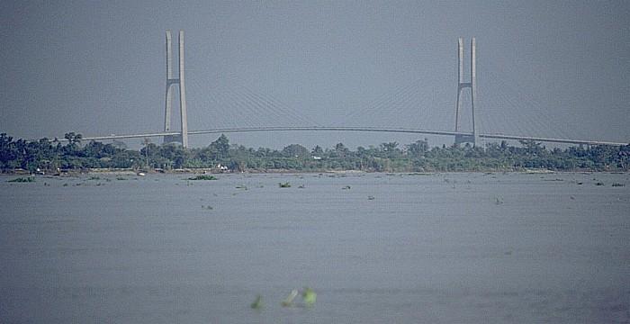 Mekong-Delta My Thuan-Brücke My Thuan Brücke