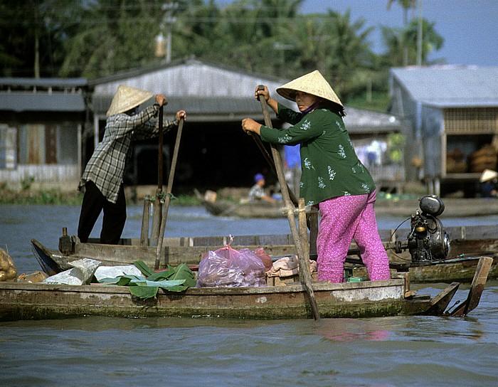 Can Tho Cai Rang-Flussmarkt