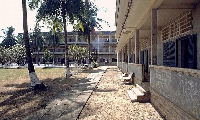 Phnom Penh Tuol Sleng-Museum Tuol Sleng Museum