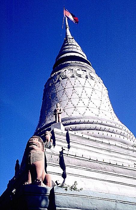 Phnom Penh Wat Phnom