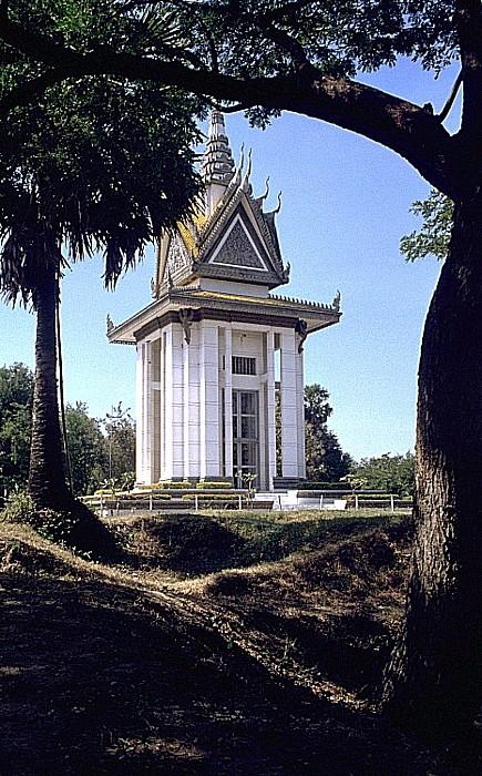 Phnom Penh Killing Fields von Choeung Ek