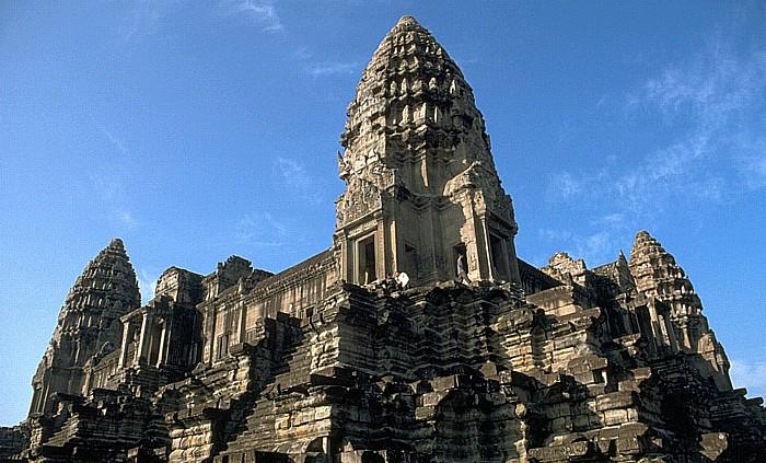 Angkor Wat: Zentrales Heiligtum