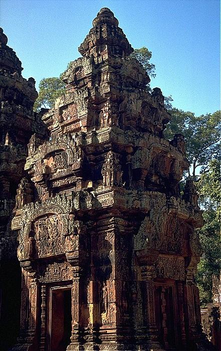 Angkor Banteay Srei