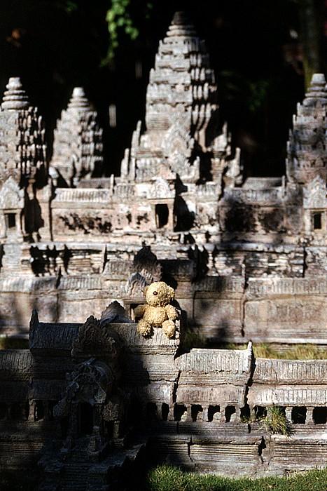 Siem Reap Angkor-Miniaturen: Teddy