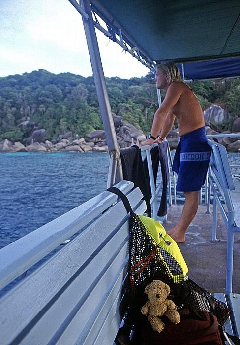 Similan Islands Teddy