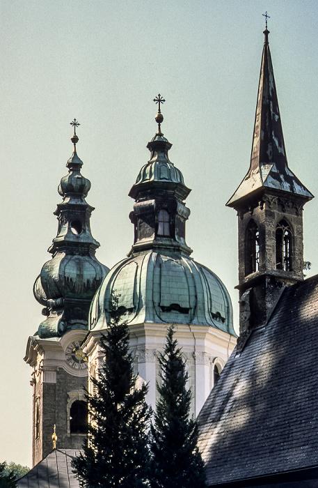 Salzburg St.-Peter-Kirche