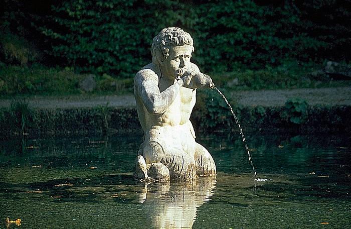 Salzburg Park Hellbrunn