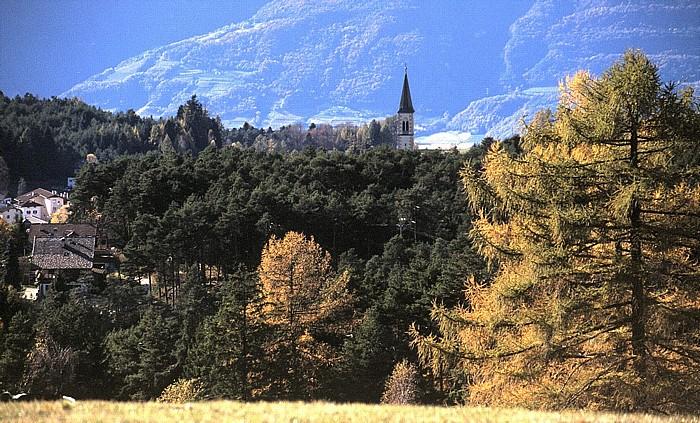 Südtirol Blick auf Aldino