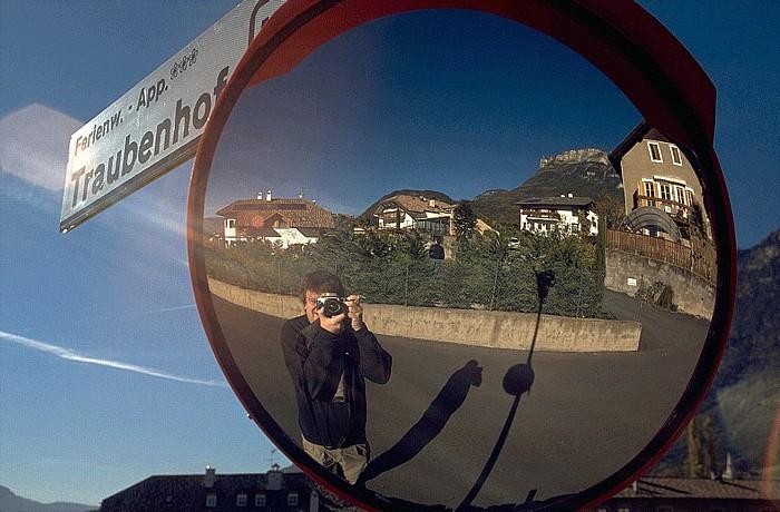 Kaltern Im Spiegelbild Jürgen Traubenhof