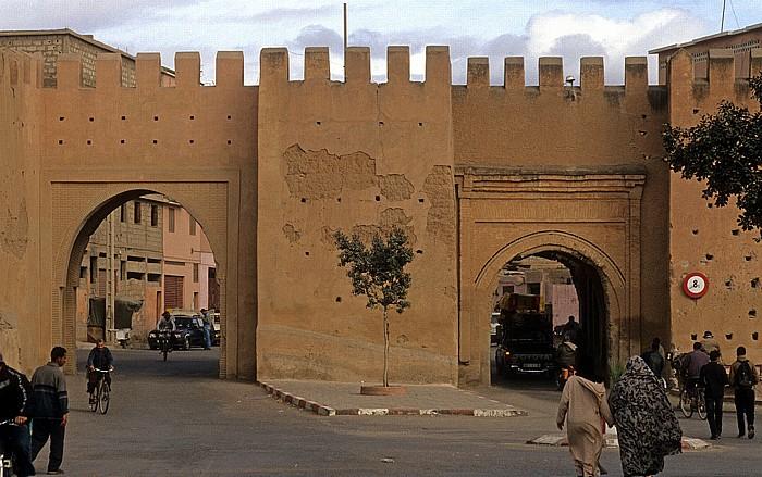 Taroudant Stadtmauer mit Bab Taghount