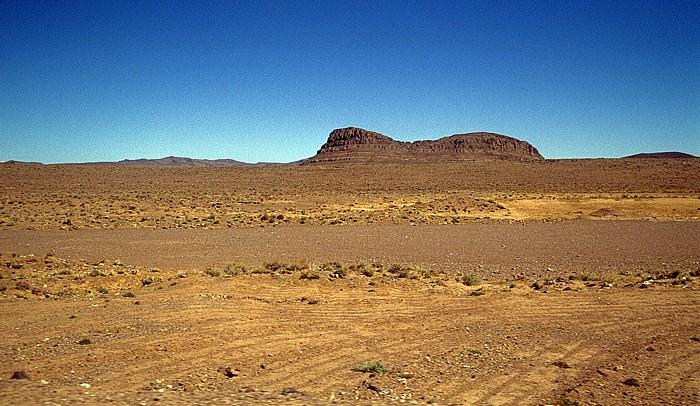 Zwischen Taliouine und Ouarzazate