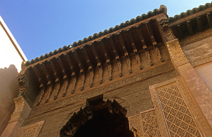 Marrakesch Saadier-Gräber