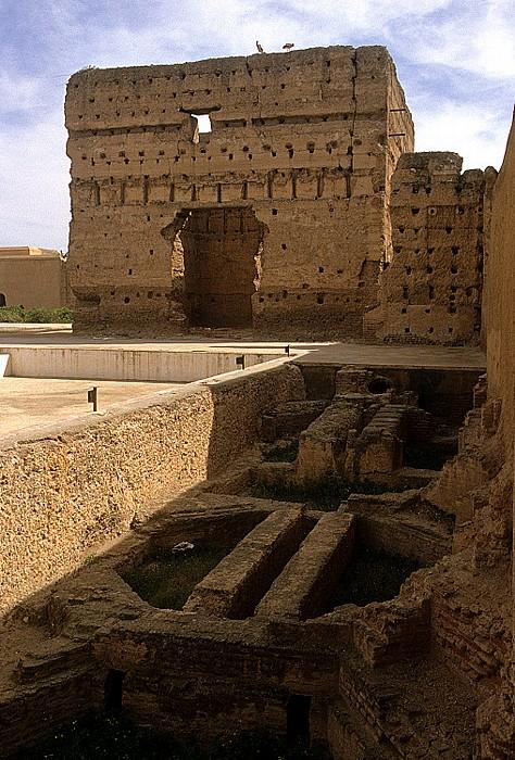 Marrakesch Palais el Badi Palais El Badi