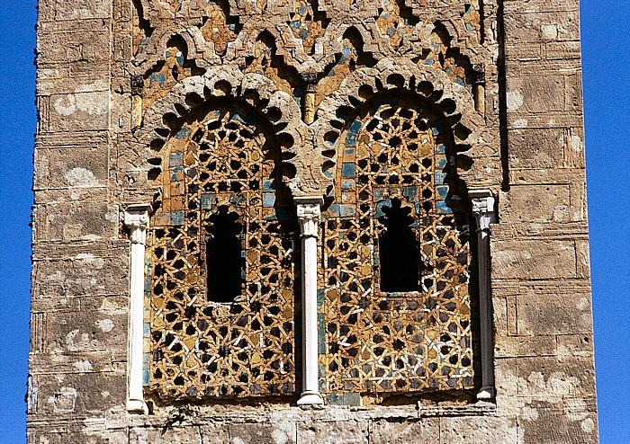 Rabat Chellah: Minarett der Zaouia des Abou el-Hassan