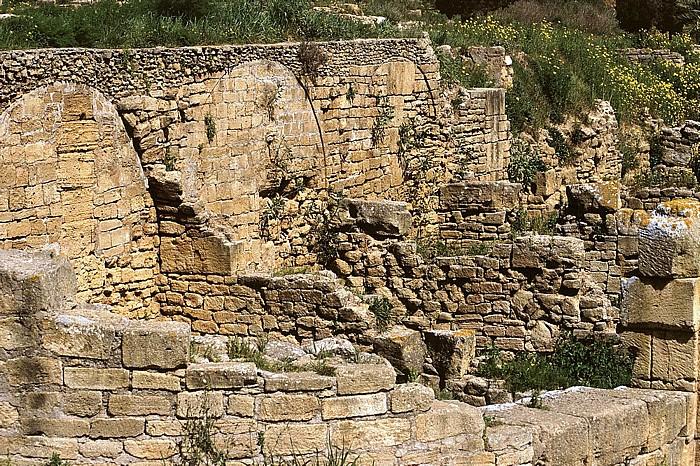 Rabat Chellah: Reste der römischen Ruinenstadt Sala Colonia