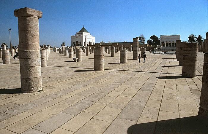 Rabat Mausoleum Mohammed V