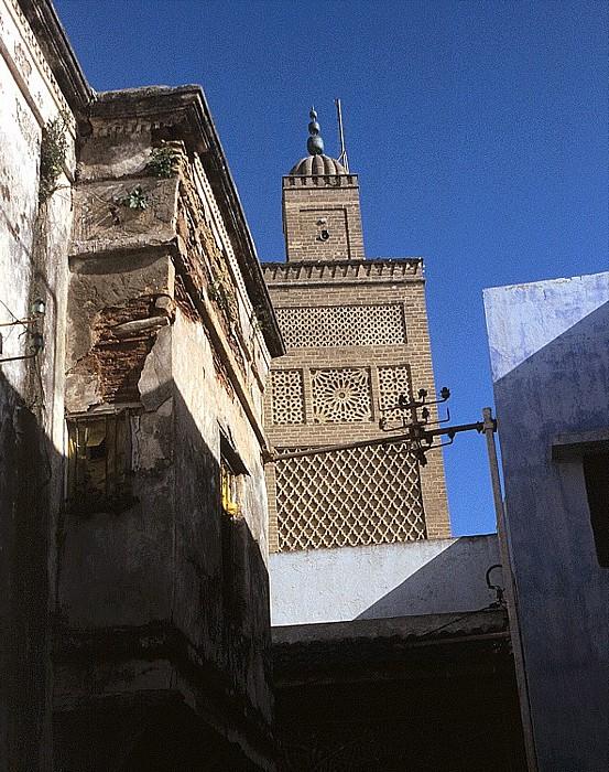 Salé Medina: Minarett der Großen Moschee Große Moschee