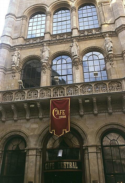 Innere Stadt: Herrengasse - Café Central Wien