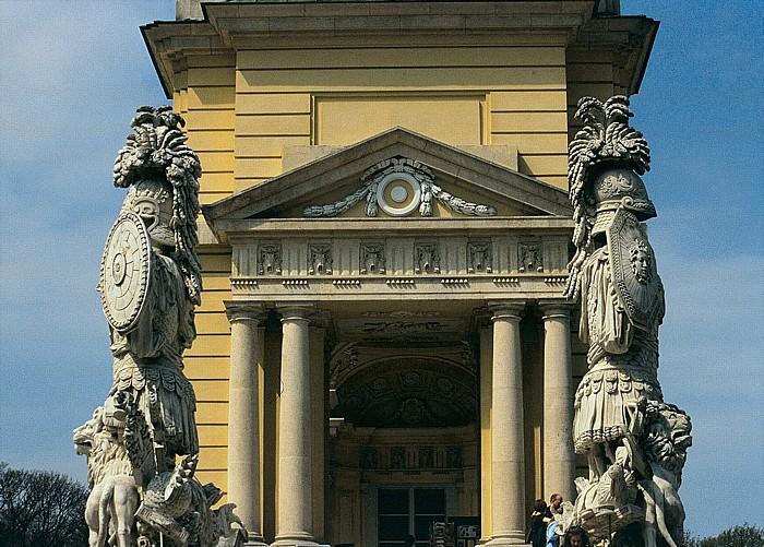 Park Schönbrunn: Gloriette Wien