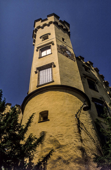 Schwangau Schloss Hohenschwangau