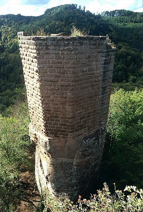 Niedersteinbach Ruine Wasigenstein