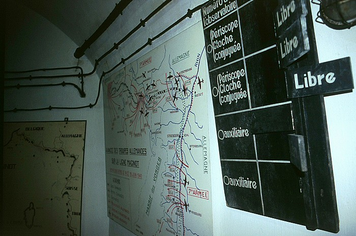 Lembach Festung Four à Chaux (Maginot-Linie)