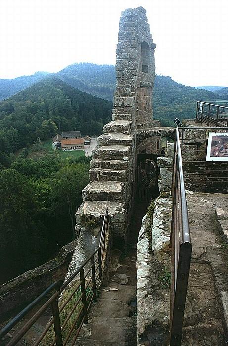 Lembach Burg Fleckenstein